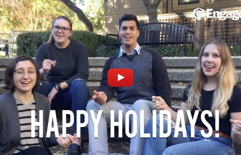 Holiday Music Video