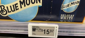Sam's Club Now Electronic Shelf Labels